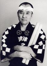 津久太鼓座長、染谷雅義